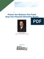 QuickBooks Enterprise Security