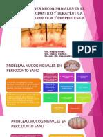 Consideraciones Mucogingivales en El Tratamiento Ortodontico y Terapéutica