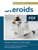 Steroids History, Science, And Issues 1st Edition 2017