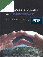 Cimientos Espirituales Del Intercesor - Inmaculada Moreno Rodríguez