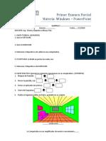 Examen Windows PowerPoint f