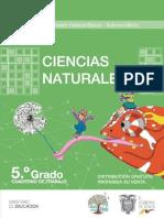 Naturales Cuaderno 5to EGB 2 ForosEcuador