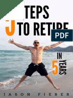 5 steps to retire