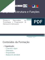 Empresa Estrutura e Funções