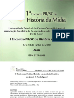 Anais Hist Midia 2010 GPVA