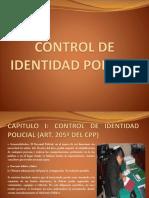 Control de Identidad Policial Ok