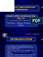 Ictericia y Embarazo Dr Lopez