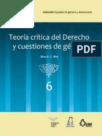 Ruiz, Alicia.- Teoría Crítica del derecho y cuestiones de Género..pdf