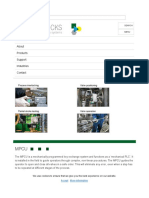 Mechanical Process Control Unit (MPCU) - Netherlocks