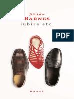 Julian Barnes 2 Iubire Etc.