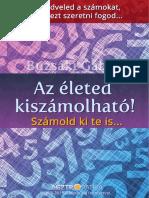 Az Eleted Kiszamolhato