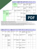 calendarización Anual 2018 PK° Y K°