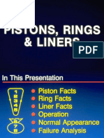 8003Slid (Pistons, Rings and Liners)