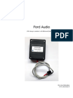 Ford Audio