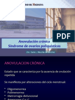 Anovulación crónica