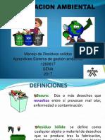 Capacitacion Ambiental Colegio
