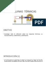 Maquinas térmicas