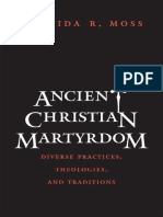 [The Anchor Yale Bible Reference Library] Candida R. Moss - Ancient Christian Martyrdom_ Diverse Practices, Theologies, and Traditions (2012, Yale University Press).pdf
