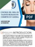 Trabajo Final Talento Cosmeticos Vanessa
