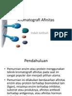 Kromatografi-Afinitas