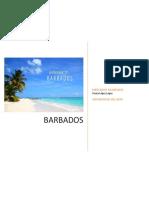 Trabajo Escrito Barbados