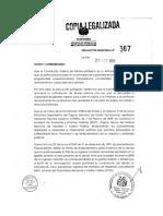 RM_Nº367 Reglamento RIOCP
