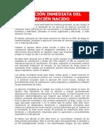 Atencininmediatadelrecinnacidodoc 090705205202 Phpapp02 (1)