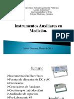 Instrumentos Auxiliares de Medición
