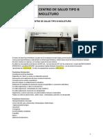 Centro de Salud Molleturo Pls 2018