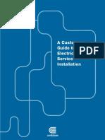 Electric Blue Book