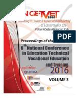 Proceedings of the NCIE TVET 2016 Vol 3 MOOC