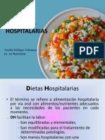 3. DIETAS HOSPÍTALARIAS