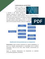Clasificación de Las Proteínas 4