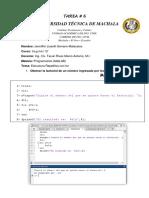 Pequeños códigos en Matlab