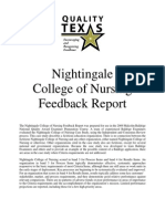 2009 Nightingale Feedback Report QT