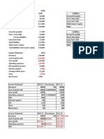Business Finance ,Statement of Cash Flow