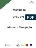 UFCD_0767 Internet Navegação