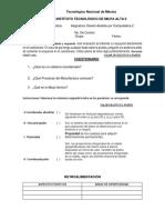 01. Examen Diagnóstica de Algoritmos y Lenguajes de Programacion
