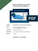 1. Recursos Hidricos en El Peru y San Martin
