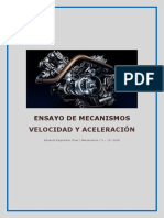 Ensayo de Mecanismo Esquiliano Eduardo