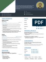 Resume and Portofolio - Aris Setyawan (2019)