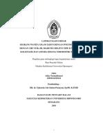 Atika Nurmalita Pneumonia Curb-65 (1) Dengan Chf Nyha III, Diabetes Melitus Tipe II Normoweight, Kolestasis, Dan Anemia Sedang Normositik Normokromik