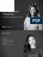 LinkedIn Emerging Jobs in the Philippines