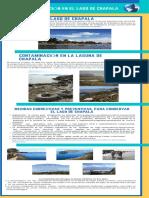 La Contaminación en El Lago de Chapala
