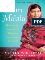 i am malala- how one girl stood up for