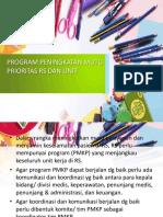 Program Peningkatan Mutu Prioritas Rs Dan Unit