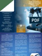 Unan Managua Brochure Sgc 2019