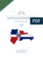 Republica Dominicana Trabajo Final Actualizado