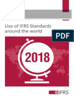 Use of Ifrs Around the World Overview Sept 2018