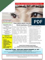 Informasi Pelatihan manajemen klinik kesehatan